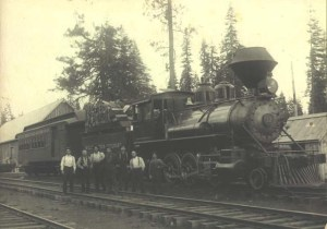 mccloud rail 1930s